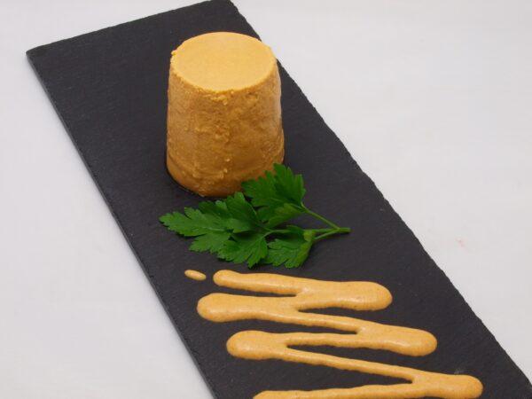 Pudding de Cabracho