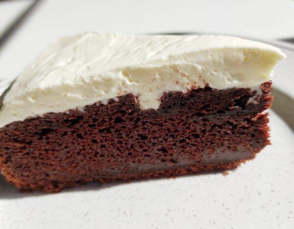 tarta de cerveza negra y chocolate
